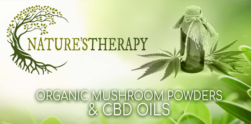Nature's Therapy CBD Oils